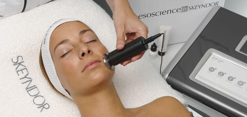 Mezoterapija, tretmani lica