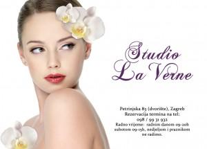 Cjenik Studio La Verne